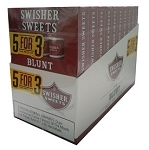 Swisher Sweet Blunts  5 pk